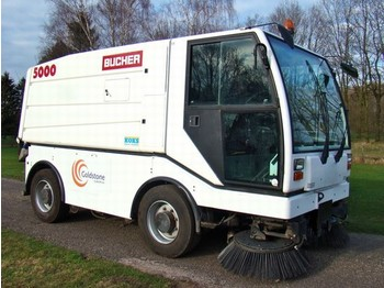 Bucher Guyer CityCat 5000 Like new !!! - sweeper
