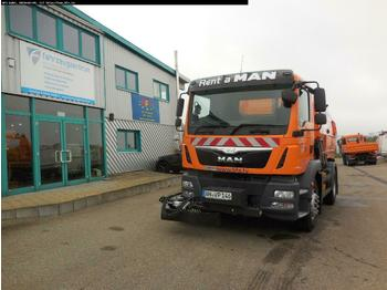 MAN TGM 15.250 4x2 BL Johnston VS 651 Hydrostat nur  - sweeper