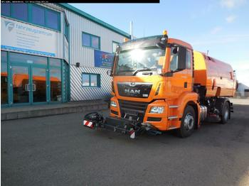 MAN TGS 18.420 4X2 BL Bucher OF 8000 TWIN beidseitig  - sweeper