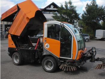 Multicar Bucher City Cat CC 2020 Knicklenkung Klima - sweeper