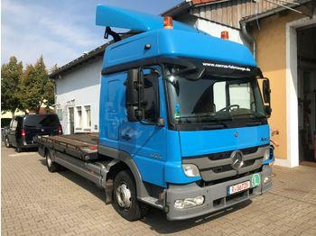 Tow truck Mercedes-Benz Atego 1224 BL EEV Motor neu bei 605 tsd + Winde