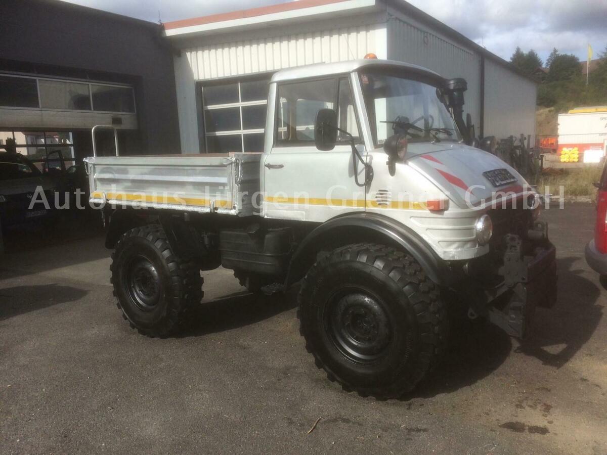 Unimog For Sale >> Utility Special Vehicle Unimog 406 Truck1 Id 3883014