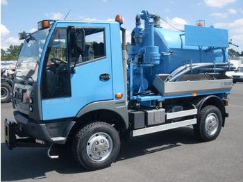 Bucher Schoerling BU 200 Kipper Winterdienst - vacuum truck