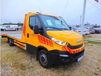IVECO Daily 35S18 /e6/ 180HP / 60k km / 2018 /car tow truck / max 3,5t - bärgningsbil