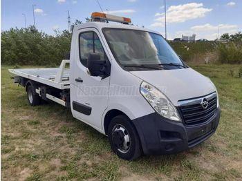 Bärgningsbil OPEL MOVANO Autómentő Hydroplatóval
