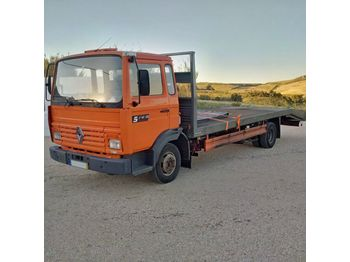 RENAULT Midliner S120 left hand drive 7.7 ton electric winch - bärgningsbil