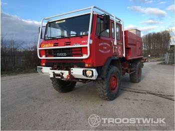 Iveco Camiva - släck/ räddningsvagn