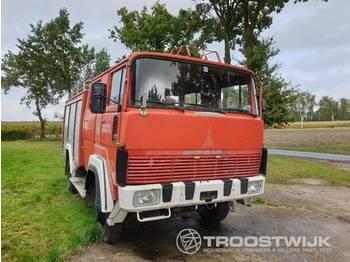 Magirus Deutz FM 170D 11FA 4x4 - släck/ räddningsvagn