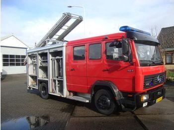 Släck/ räddningsvagn Mercedes-Benz 1124 bomberos fire truck