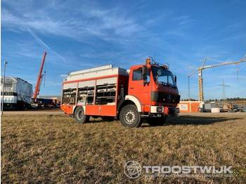 Mercedes RW2 / AF1222 - släck/ räddningsvagn