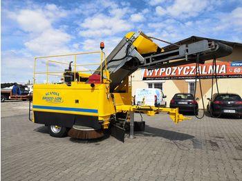 BRODDSON Broddway Scandia elevator sweeper kehrmaschine - sop/ renhållningsbil