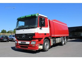 Mercedes-Benz Actros 2632L - sop/ renhållningsbil