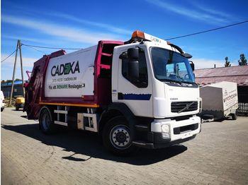 VOLVO Fl 280 EURO V garbage truck mullwagen - sopbil