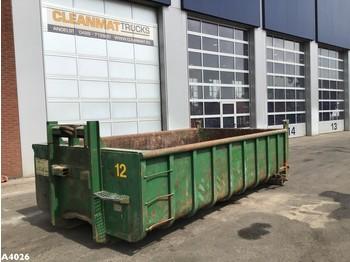 Vaihtokori/ kontti Container 10m³