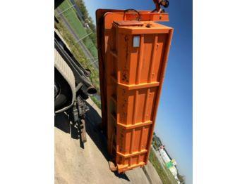 Vaihtokori/ kontti Container Abrollcontainer 10 m³