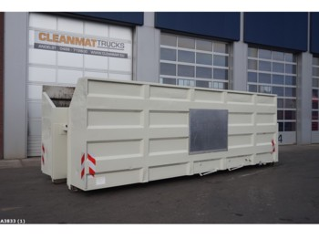 Vaihtokori/ kontti Glass collection container 35m3