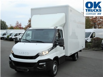 Box van IVECO Daily 35S15/2,3P, Koffer H 2,50m, Möbeltreppe