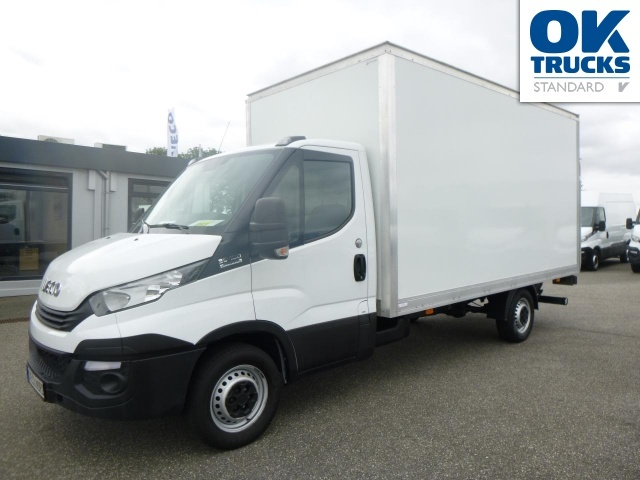 box van IVECO Daily 35S16A8 Koffer/LBW
