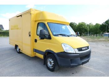 Box van IVECO Daily 35 S11 AUTOMATIK KAMERA Regale LUFT