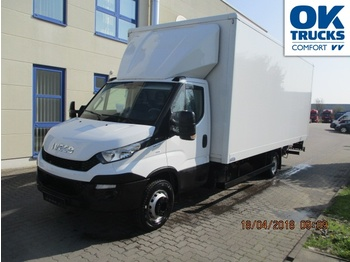 Box van IVECO Daily 70C17A8/P Euro5 Klima Luftfeder ZV: picture 1