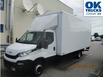 Box van IVECO Daily 70C17A8/P Euro6 Klima Luftfeder ZV