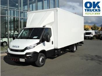 Box van IVECO Daily 70C18A8P Hi-Matic, Nutzlast 3.036 kg