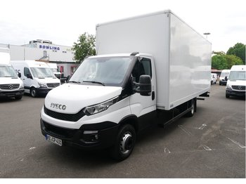 IVECO Daily Koffer Ladebordwand 70 C Radst 4750 - box van