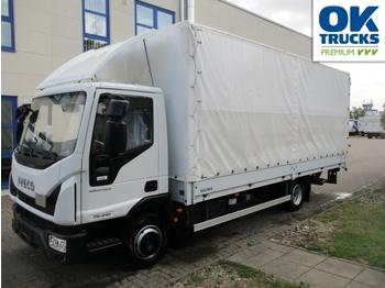 Box van IVECO Eurocargo ML75E21/P EVI_C Euro6 Klima AHK ZV