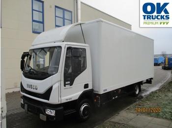 Box van IVECO Eurocargo ML75E21/P EVI_C Euro6 Klima Luftfeder ZV