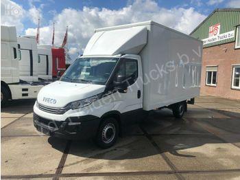 Box van Iveco 35S14 | HiMatic | 52.000 KM | Laadklep