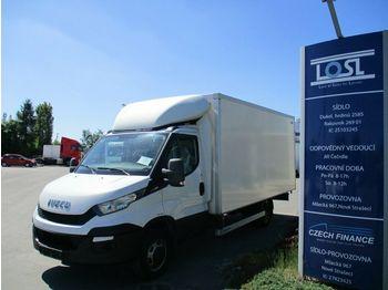 Box van Iveco 50-150 4,5m (3,5 t Ges. Gew.)