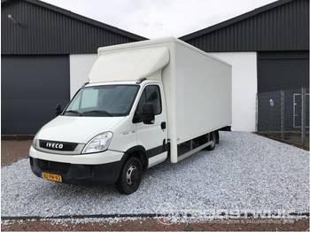 Box van Iveco 50c14 euro v hd eev