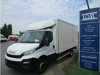 Box van Iveco 60-150 5,1 m