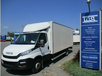 Box van Iveco 65-150 5,7 m