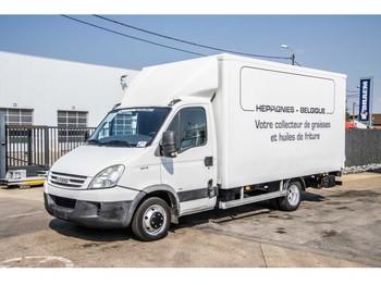 Box van Iveco Daily 35C12+DHOLLANDIA 750KG