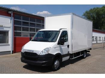 Box van Iveco Daily 35C13 EURO5/Koffer 4,20m/LBW/Klima / TÜV!