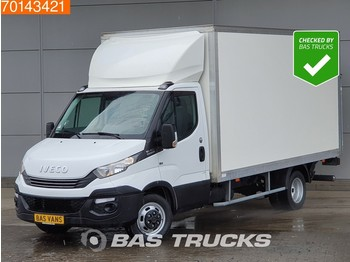 Iveco Daily 35C16 160PK Automaat Laadklep Bakwagen Airco Cruise A/C Cruise control - box van