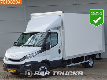 Box van Iveco Daily 35C16 160PK Automaat Laadklep Dubbellucht Bakwagen Airco 19m3 A/C Cruise control