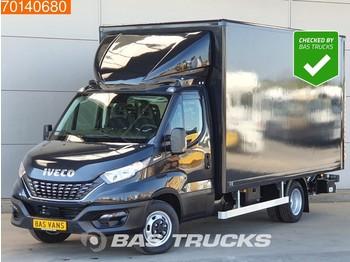 Box van Iveco Daily 35C18 3.0 180PK Automaat Bakwagen Laadklep Zijdeur 21m3 A/C Cruise control