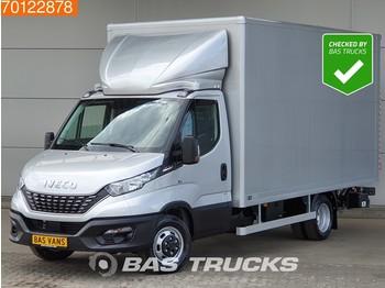 Box van Iveco Daily 35C18 3.0 180PK Automaat Nieuw!! Bakwagen Laadklep Zijdeur 21m3 A/C Cruise control