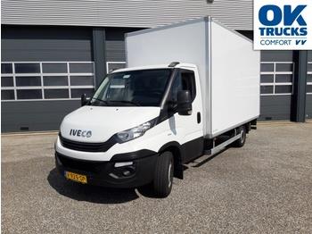 الشاحنات الصغيرة صندوق مغلق Iveco Daily 35S14
