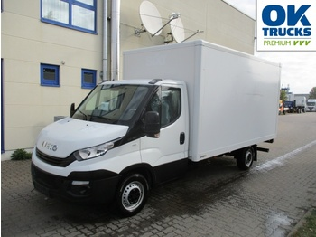 Box van Iveco Daily 35S16