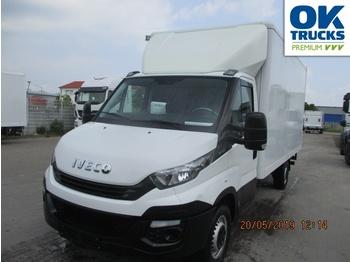 الشاحنات الصغيرة صندوق مغلق Iveco Daily 35S16: صور 1