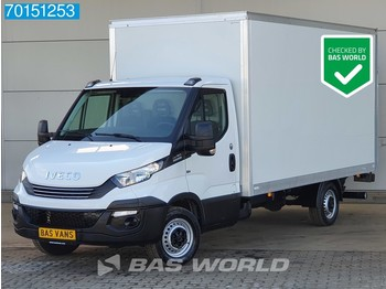 Box van Iveco Daily 35S16 160PK Automaat Bakwagen Laadklep Airco A/C