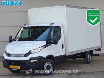 Box van Iveco Daily 35S16 160PK Automaat Bakwagen Laadklep Airco Euro6 A/C