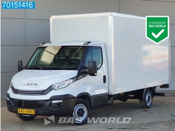Box van Iveco Daily 35S16 160PK Automaat Laadklep Bakwagen Meubelbak Airco Euro6 A/C