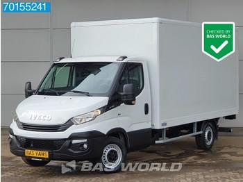 Box van Iveco Daily 35S16 160PK Bakwagen Laadklep Meubelbak Airco Cruise A/C Cruise control
