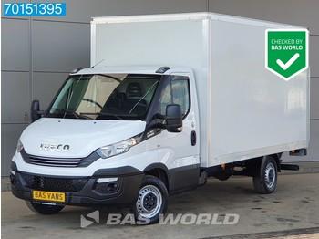 Box van Iveco Daily 35S16 Automaat Laadklep Bakwagen Meubelbak Airco Euro6 A/C