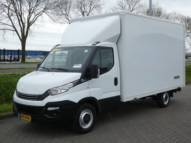 box van Iveco Daily 35 S 14 14 ac automaat!!