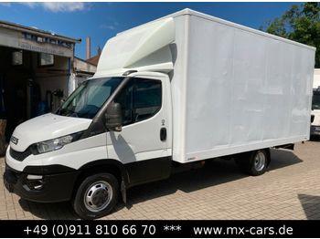 Box van Iveco Daily 35c15 3.0L Möbel Koffer Maxi 4,72 m. 25 m³